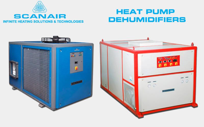 Heat Pump Dehumidifiers