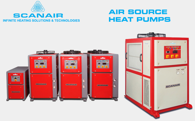 Scanair Air Source Heat Pumps